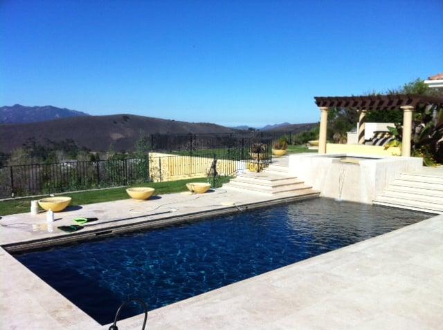 Oak Park pool remodeling