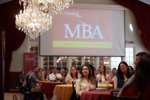 online MBA degree program
