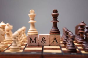 There is a detailed note on Mergers and Acquisitions business concepts: