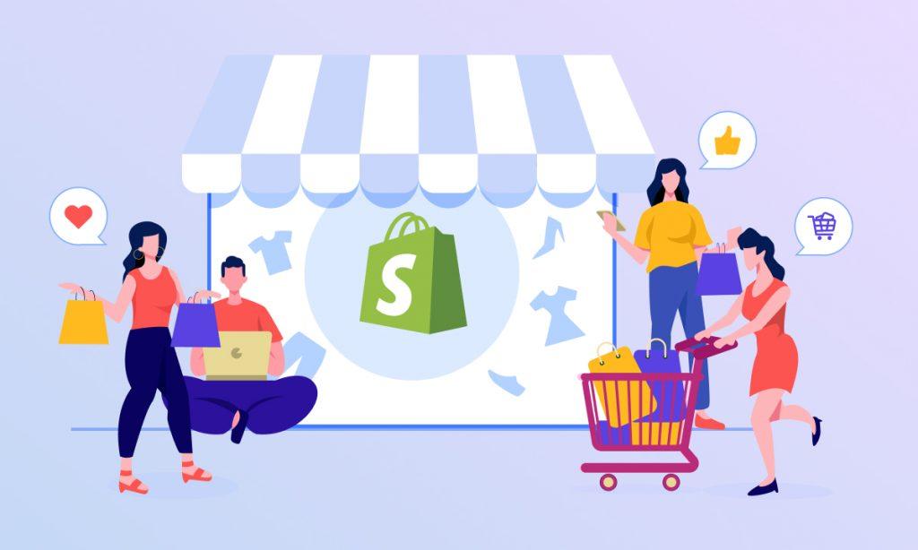 Shopify eCommerce Development Services - Nerder