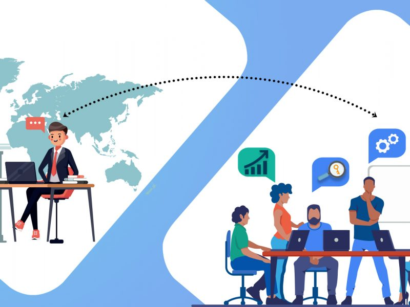 Hire a Remote Team to Grow Your Ecommerce Business Faster